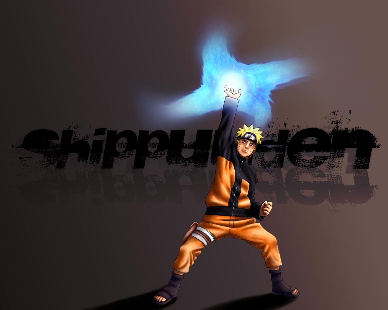 Naruto Rasengan Shuriken