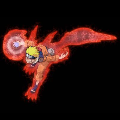 Naruto transformado